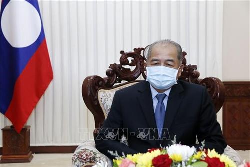 Lào hết sức coi trọng mối quan hệ đặc biệt với Việt Nam