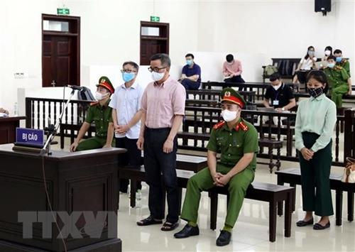 Xét xử phúc thẩm vụ án liên quan đến Trần Bắc Hà tại ngân hàng BIDV
