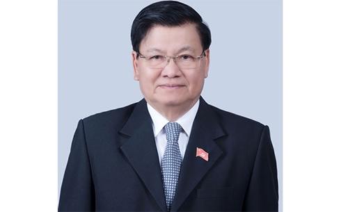 Tổng Bí thư, Chủ tịch nước Lào bắt đầu chuyến thăm hữu nghị chính thức Việt Nam