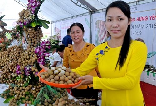 Giao thương trực tuyến quốc tế sản phẩm nhãn Việt Nam