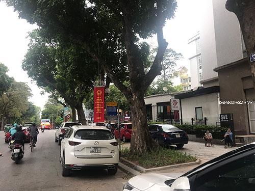 Thư viện Hà Nội cần rộng cửa khi ra, vào
