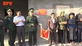Bộ đội Biên phòng tỉnh Hà Giang hỗ trợ làm nhà cho hộ nghèo biên giới