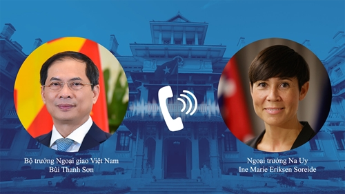 Tiếp tục thúc đẩy quan hệ song phương Việt Nam - Na Uy phát triển tốt đẹp