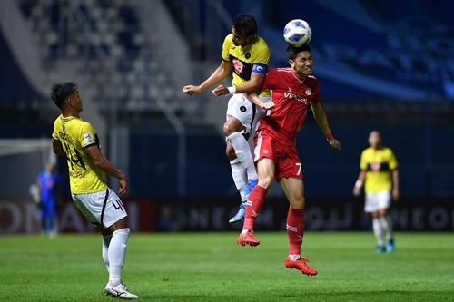 CLB Viettel thắng 5-0 trước Kaya FC