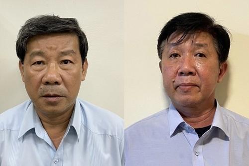 Khởi tố nguyên Chủ tịch UBND tỉnh Bình Dương và 5 bị can
