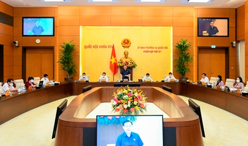 Ủy ban Thường vụ Quốc hội phê chuẩn kết quả bầu Chủ tịch, Phó Chủ tịch HĐND một số địa phương