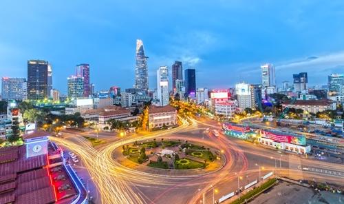 TP Hồ Chí Minh - Thành phố rực rỡ tên vàng