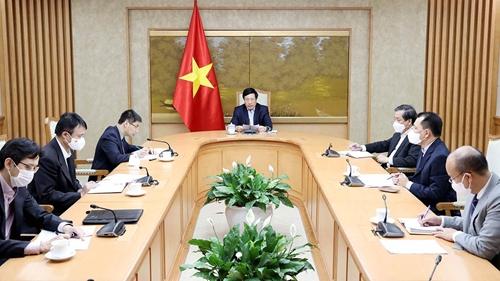 Quan hệ Đối tác toàn diện Việt Nam - Hoa Kỳ tiếp tục phát triển mạnh mẽ