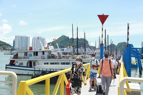 Quảng Ninh Xây dựng các tour du lịch an toàn