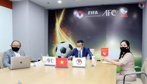 Đội tuyển Việt Nam sẵn sàng đón nhận thử thách với tinh thần cao nhất