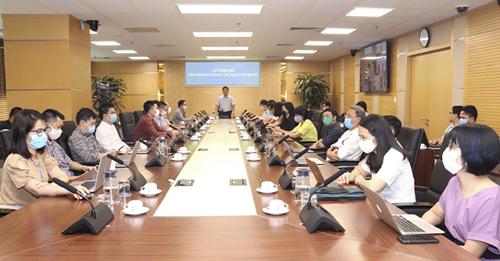 EVN Công bố phần mềm pháp điển quy chế quản lý nội bộ