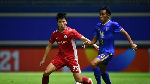 Thua Pathum United 0-2, CLB Viettel mất ngôi nhì bảng