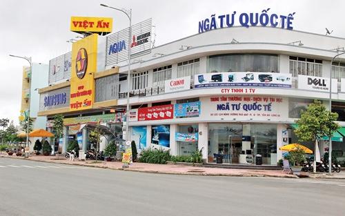 Tân An Long An chú trọng phát triển thương mại-dịch vụ