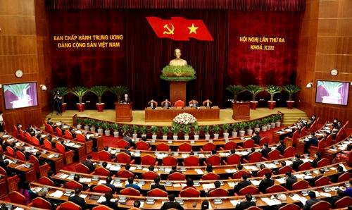 Hội nghị lần thứ ba, BCHTW Đảng khóa XIII thảo luận 4 nội dung quan trọng