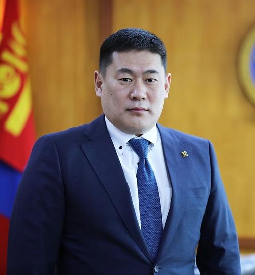 Điện mừng Chủ tịch Đảng Nhân dân Mông Cổ