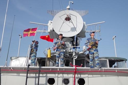 Bảo vệ vững chắc chủ quyền biển đảo quê hương