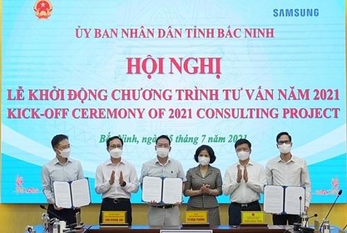 Khởi động Dự án tư vấn cải tiến doanh nghiệp Việt Nam