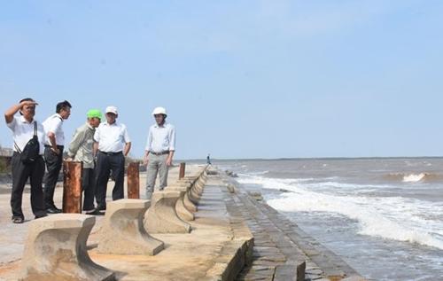 Ba Tri Bến Tre phát triển bền vững kinh tế biển