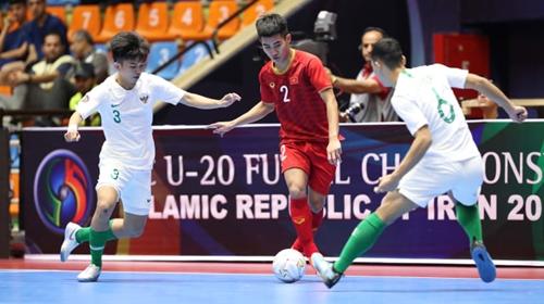AFC thông báo hoãn giải Futsal châu Á năm 2022