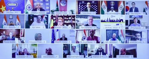 Xây dựng Ấn Độ Dương – Thái Bình Dương hòa bình, hợp tác, tự do, rộng mở