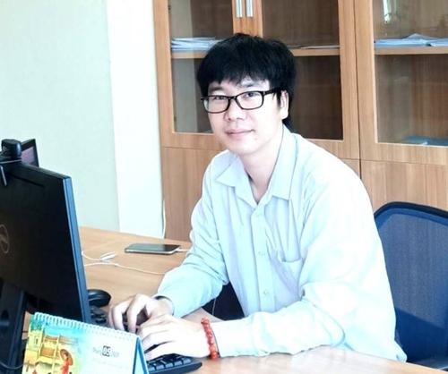 Nhà khí tượng trẻ Việt Nam nhận giải thưởng của WMO  