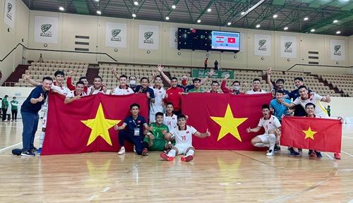Chủ động lên kế hoạch chuẩn bị cho vòng chung kết FIFA Futsal World Cup 2021