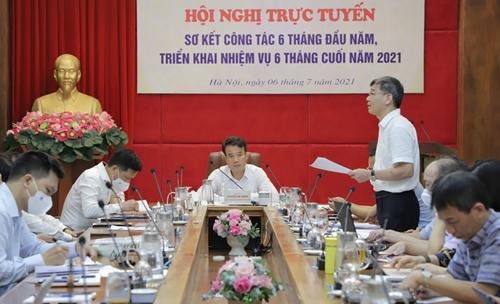 Ngành BHXH Việt Nam Quyết tâm vượt khó, hoàn thành các chỉ tiêu, nhiệm vụ năm 2021