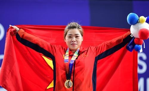 Cử tạ Việt Nam xác định vận động viên tham dự Olympic Tokyo 2020