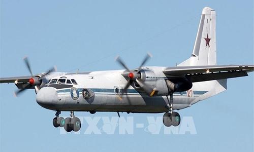 Điện thăm hỏi vụ tai nạn máy bay tại LB Nga