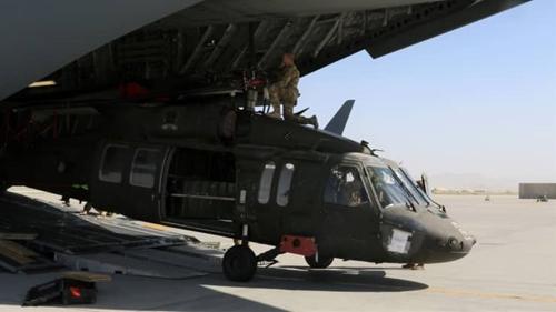 Mỹ hoàn tất trên 90 tiến trình rút quân khỏi Afghanistan
