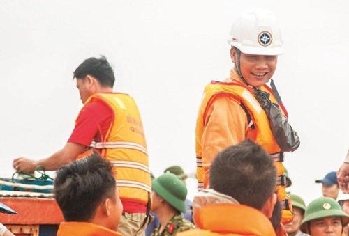 Thuyền viên hàng hải Việt Nam được IMO vinh danh vì lòng dũng cảm