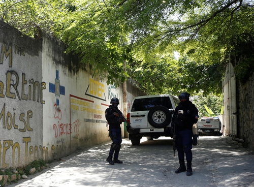 Tổng thống Jovenel Moise bị ám sát, Haiti trượt dài bất ổn