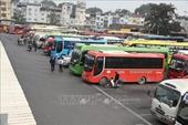 Hà Nội tạm dừng chở khách công cộng bằng đường bộ đến 14 tỉnh