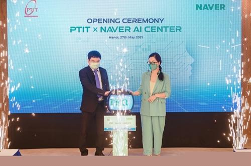 Naver chính thức mở trung tâm công nghệ đầu não tại Việt Nam