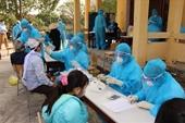 Hà Nội chỉ đạo khẩn tăng cường giám sát người về từ vùng dịch