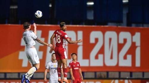 Viettel FC nhận thất bại trong trận lượt về AFC Champions League 2021