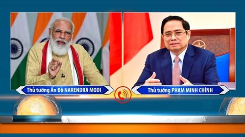 Việt Nam - Ấn Độ Phấn đấu mục tiêu kim ngạch thương mại hai chiều 15 tỷ USD năm