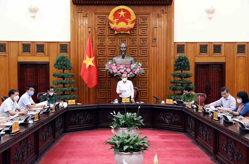 Hội đồng Tư vấn đặc xá Trung ương năm 2021 họp phiên thứ nhất