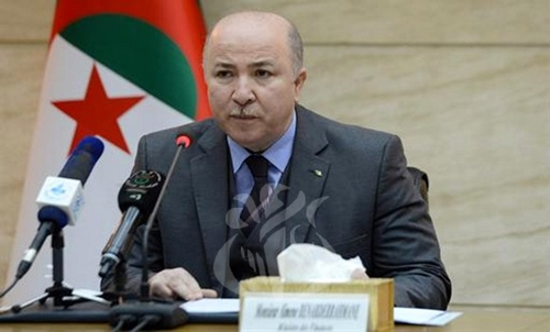 Điện mừng Thủ tướng Chính phủ nước Cộng hoà An-giê-ri Dân chủ và Nhân dân