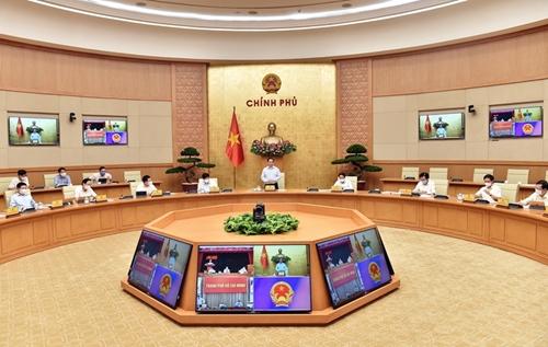 Quyết tâm kiềm chế, ngăn chặn, đẩy lùi dịch bệnh tại TP Hồ Chí Minh và các tỉnh trong thời gian sớm nhất