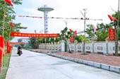 Công nhận huyện Yên Mô Ninh Bình đạt chuẩn nông thôn mới