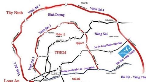 Đường vành đai 3, 4 TP Hồ Chí Minh triển khai tối đa theo phương thức PPP