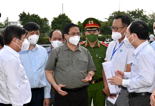 TP Hồ Chí Minh cần quyết tâm cao hơn, hành động quyết liệt hơn