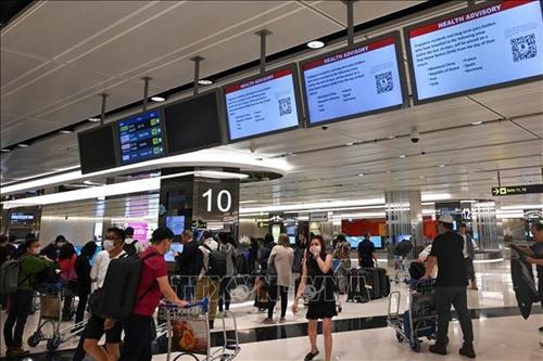 Singapore thắt chặt kiểm soát với du khách từ Indonesia