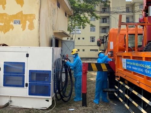Tổng công ty Điện lực TP Hồ Chí Minh đảm bảo hoạt động trong điều kiện cách ly xã hội  
