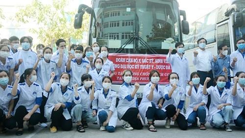 Cả nước chung tay vì TP Hồ Chí Minh