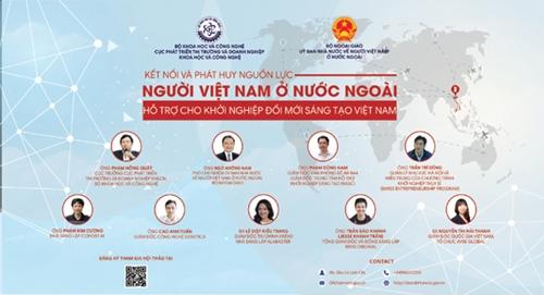 Chia sẻ kiến thức, kinh nghiệm cho doanh nghiệp khởi nghiệp sáng tạo Việt Nam