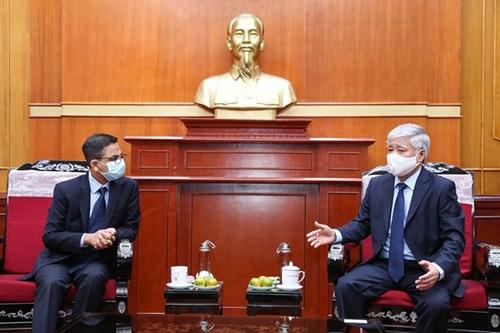 Thúc đẩy mối quan hệ đối tác chiến lược toàn diện Việt Nam - Ấn Độ ngày càng phát triển tốt đẹp