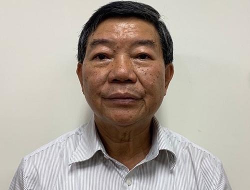 Truy tố cựu giám đốc Bệnh viện Bạch Mai Nguyễn Quốc Anh