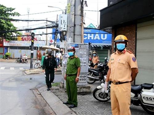 Bác thông tin đóng cửa Thành phố Hồ Chí Minh từ 15 7